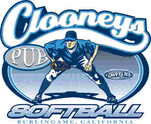 Clooney's Pub Softball of Burlingame, CA